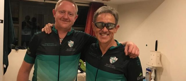 The Recovery Foundation: Riding for those who can't yet at the 947 Cycle Challenge